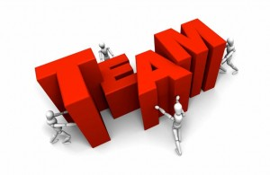 people-putting-team-into-place