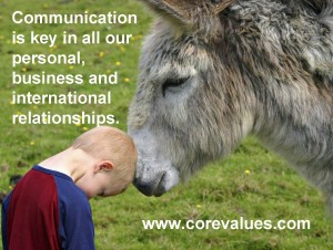Team Tip: Communication is Key to Good Relationships